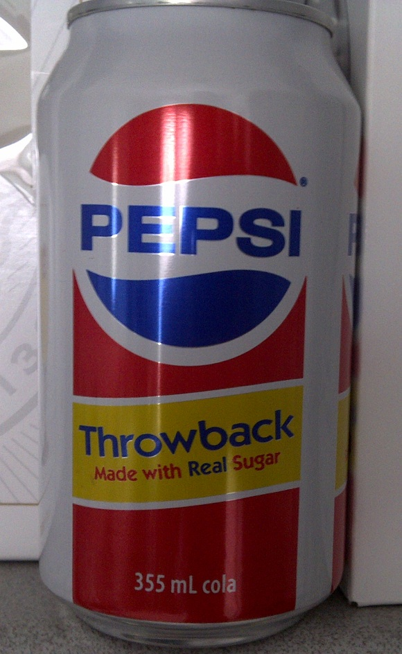 Tasting 'Pepsi Throwback' Which Is 'Made With Real Sugar