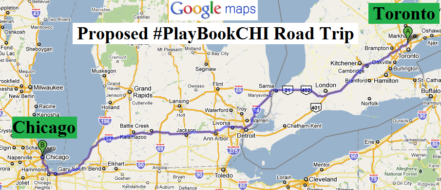 toronto-to-chicago-google-maps-road-trip Google Map Road Trip on google transformers, google war horse, google the internship, google shrek,