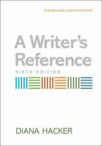 A Writer's Reference Sixth Edition cover via coverbrowser.com @ http://www.coverbrowser.com/image/bestsellers-2008/496-5.jpg - I hope they don't mind!