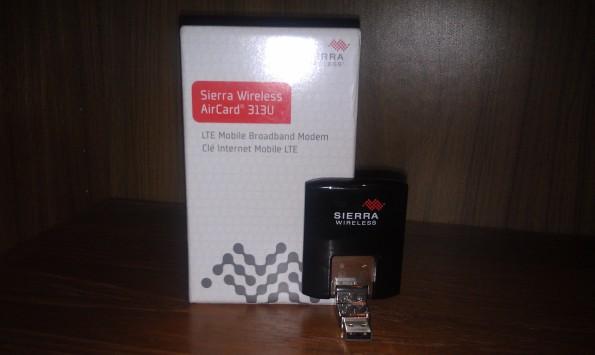 Rogers LTE Sierra Wireless AirCard 313U