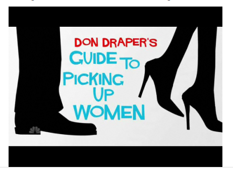 Don Draper's Guide To Picking Up Women Title Screen SNL