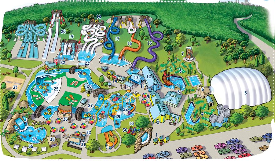 Wild Water Kingdom 65