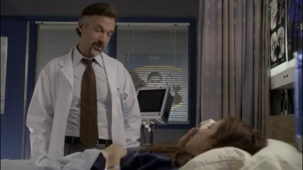 Being Erica - Erica Strange & Dr Tom S03E12
