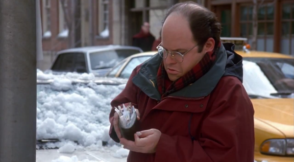 George Costanza's wallet Seinfeld