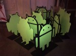 Android army at #AndroidTO