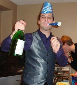 2008.12.31 @TheDanLevy on New Years