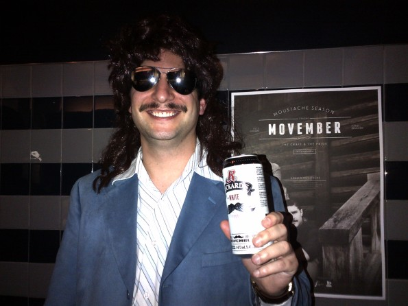 Movember 2011 Gala Toronto