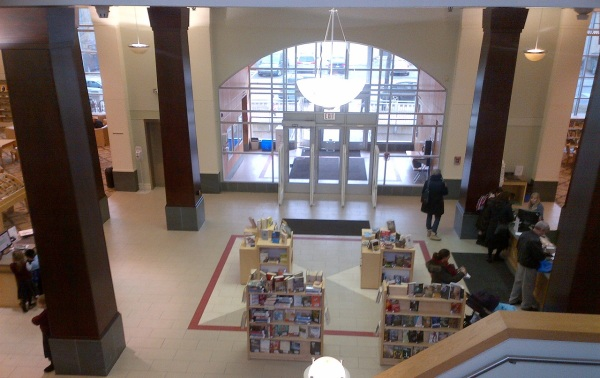 Barbara Frum Toronto Public Library 01.2012 main floor
