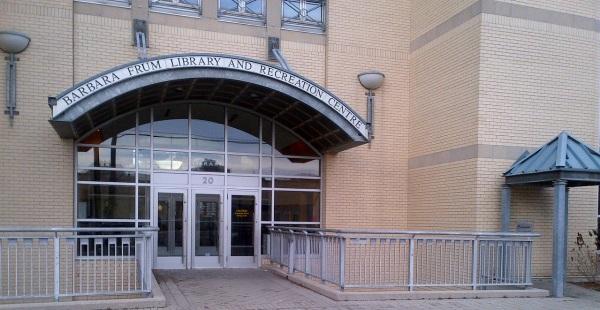 Barbara Frum Toronto Public Library Front 2012.01.06