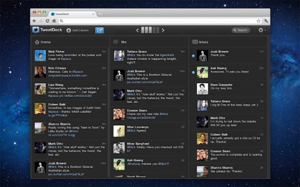 TweetDeck Chrome picture from Web Store