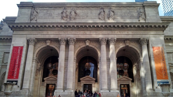 New York Public Library 42nd & 5th