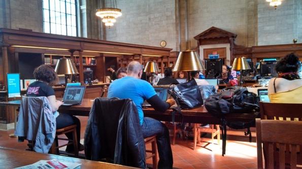 New York Public Library Literature & Language Department.