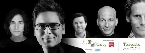 Art of Marketing 2013 Speakers