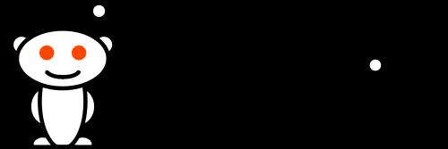 Reddit logo 500x167