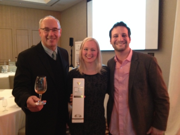 #RaiseTheMacallan Toronto Marc Laverdiere, Carly-Anne Fairlie, Dan Levy
